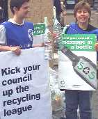 LINK TO recycling campaign